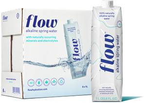 Flow Water Case
