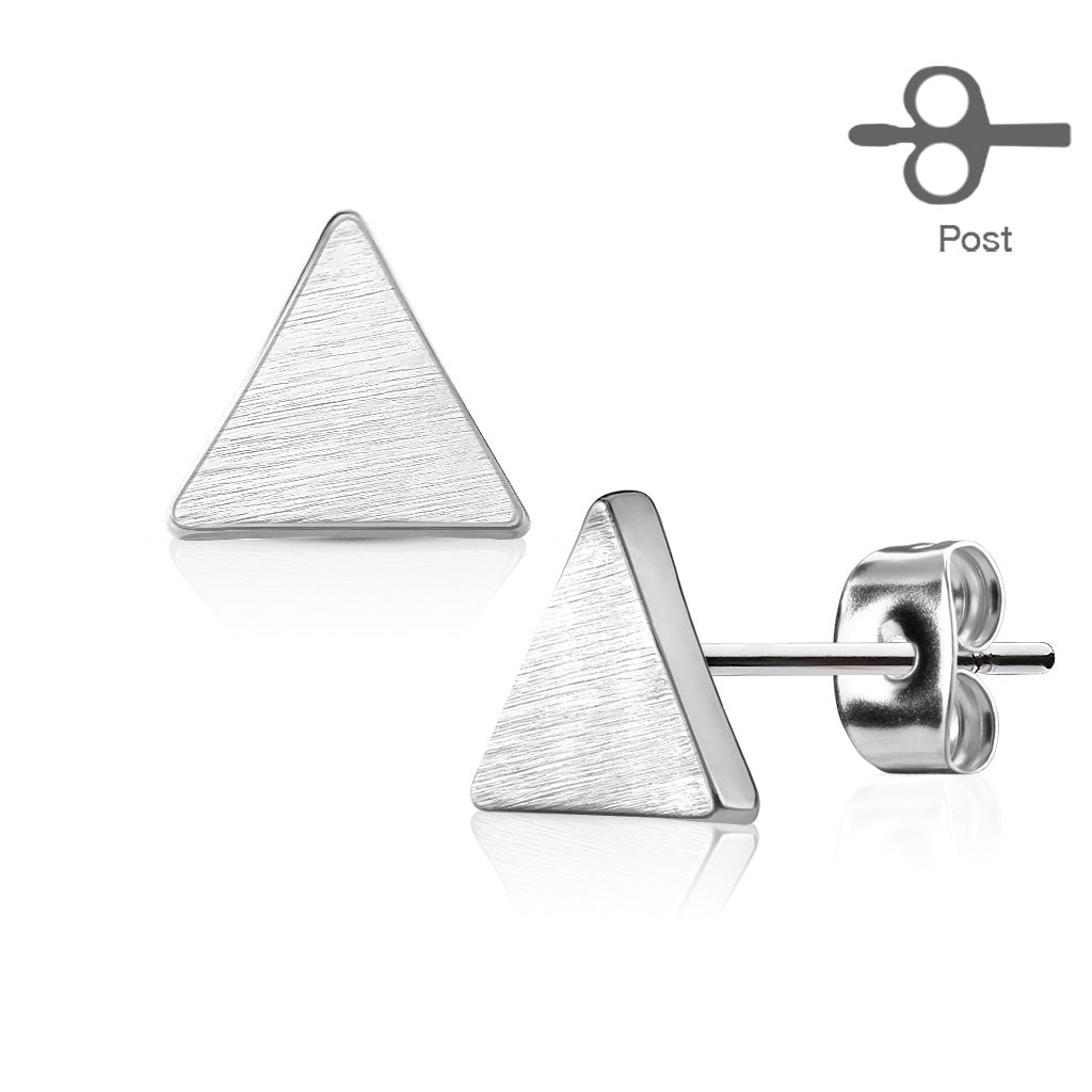 CHARMING TRIANGLE EARRINGS