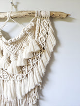 Load image into Gallery viewer, Extra Layered Macrame Wall Hanging - Sage Green