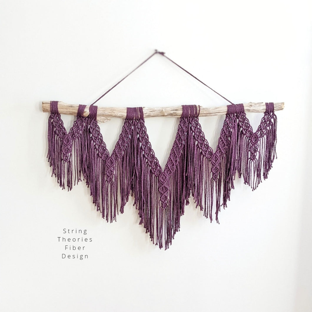 Extra Large Macrame Wall Hanging