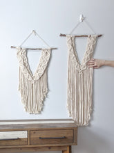 Load image into Gallery viewer, Macrame Swirl Hanging