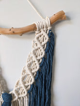 Load image into Gallery viewer, Macrame Wall Hanging Set of 3 - String Theories Fiber Design