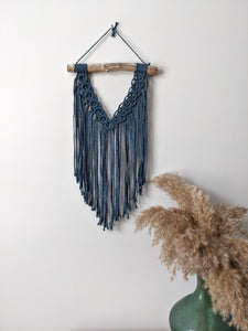 Macrame Wall Hanging - String Theories Fiber Design