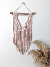 Load image into Gallery viewer, Macrame Wall Hanging - String Theories Fiber Design