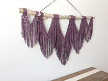 Load image into Gallery viewer, Extra Large Macrame Wall Hanging