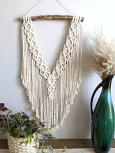 Load image into Gallery viewer, Macrame Wall Hanging - Mini Natural