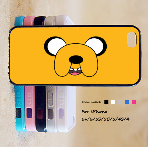 Adventure Time Jack Phone Case For iPhone 6 Plus For iPhone 6 For iPhone 5/5S For iPhone 4/4S For iPhone 5C iPhone X 8 8 Plus