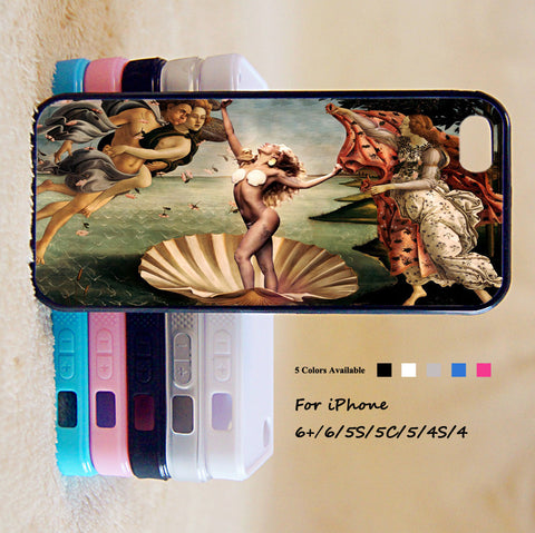 Lady Gaga Venus Phone Case For iPhone 6 Plus For iPhone 6 For iPhone 5/5S For iPhone 4/4S For iPhone 5C