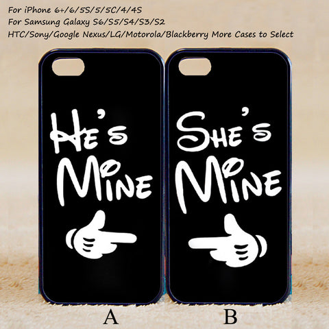 Couple Case,Love Forever,Custom Case,iPhone 6+/6/5/5S/5C/4S/4