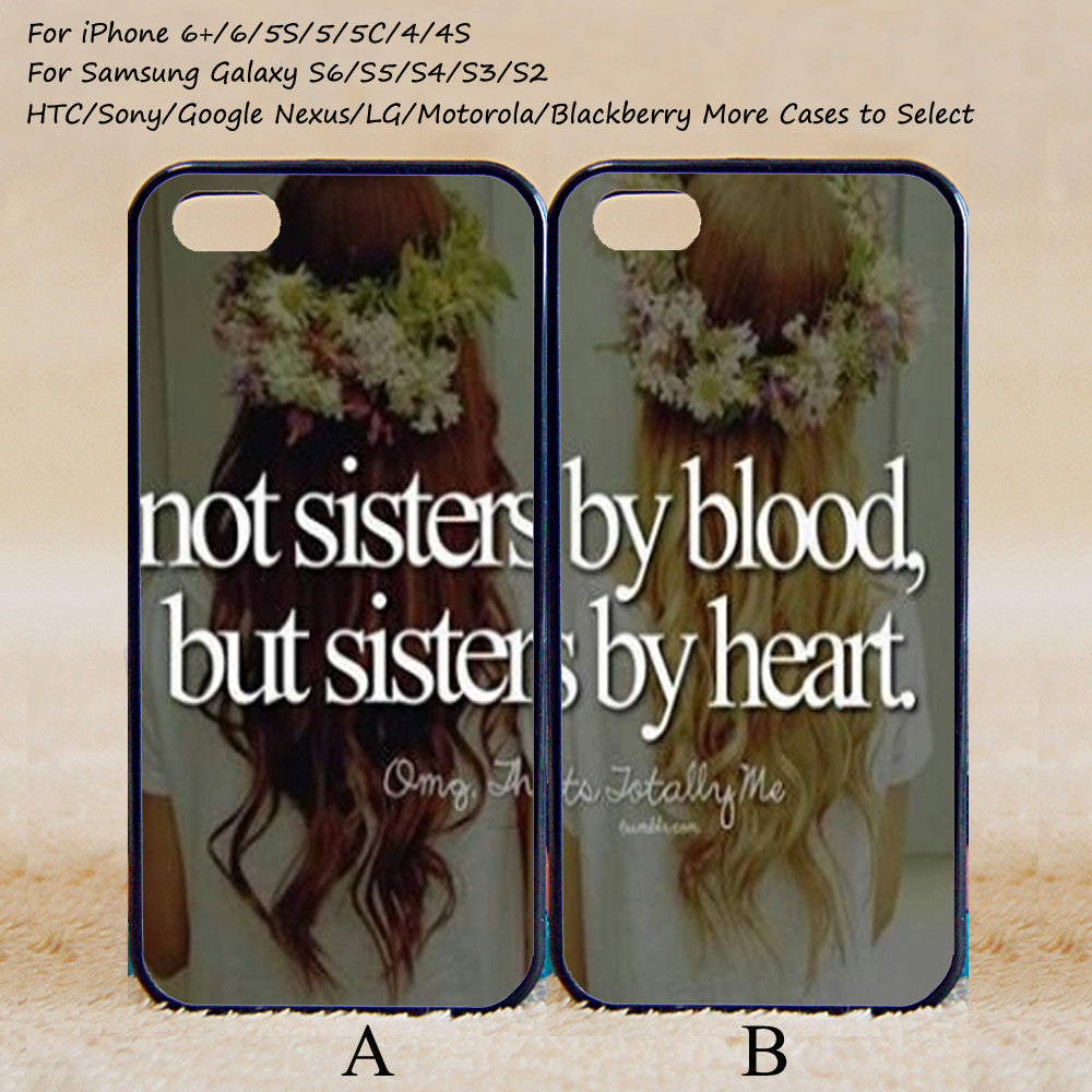 separation shoes 6d8f5 bace0 Every brunette need a blonde Best Friend,Couple Case,Custom Case,iPhone  6+/6/5/5S/5C/4S/4