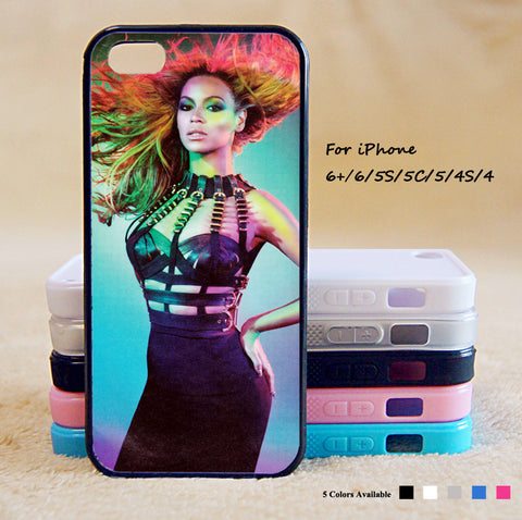 Beyonce Phone Case For iPhone 6 Plus For iPhone 6 For iPhone 5/5S For iPhone 4/4S For iPhone 5C iPhone X 8 8 Plus