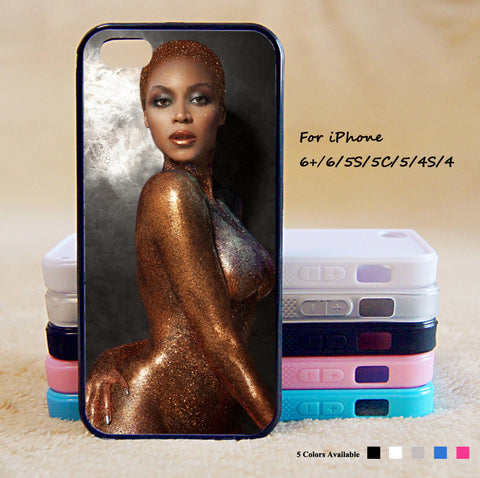 Beyonce Star Phone Case For iPhone 6 Plus For iPhone 6 For iPhone 5/5S For iPhone 4/4S For iPhone 5C iPhone X 8 8 Plus