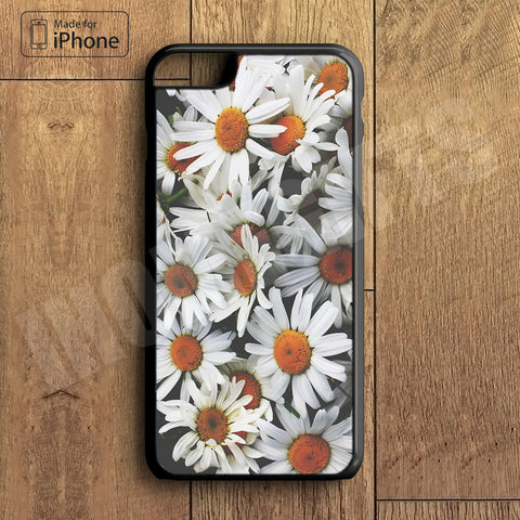 Daisy Plastic Case iPhone 6S 6 Plus 5 5S SE 5C 4 4S Case Ipod Touch 6 5 4 Case