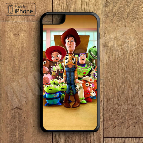 Toy Story Plastic Phone Case For iPhone 6 Plus More Style For iPhone 6/5/5s/5c/4/4s iPhone X 8 8 Plus