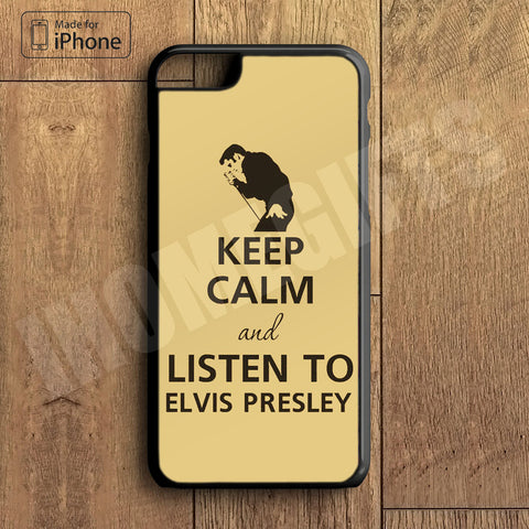Elvis Presley Plastic Phone Case For iPhone 6 Plus More Style For iPhone 6/5/5s/5c/4/4s iPhone X 8 8 Plus