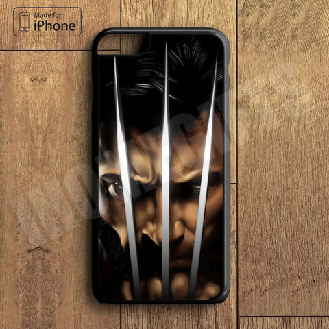X MAN Wolverine Plastic Phone Case For iPhone 6 Plus More Style For iPhone 6/5/5s/5c/4/4s iPhone X 8 8 Plus