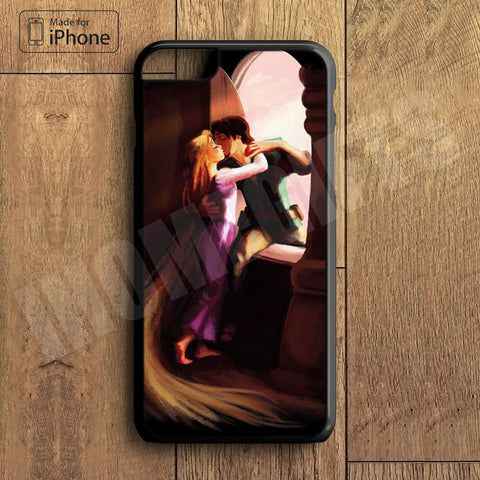 Tangled Plastic Phone Case For iPhone 6 Plus More Style For iPhone 6/5/5s/5c/4/4s iPhone X 8 8 Plus