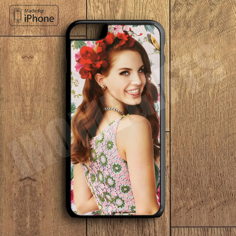 ANA DEL REY  Plastic Phone Case For iPhone 6 Plus More Style For iPhone 6/5/5s/5c/4/4s iPhone X 8 8 Plus