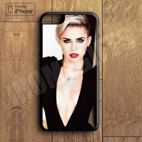 Miley Cyrus Plastic Phone Case For iPhone 6 Plus More Style For iPhone 6/5/5s/5c/4/4s iPhone X 8 8 Plus