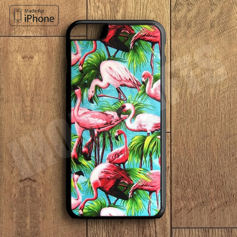 Flamingo Plastic Case iPhone 6S 6 Plus 5 5S SE 5C 4 4S Case Ipod Touch 6 5 4 Case iPhone X 8 8 Plus