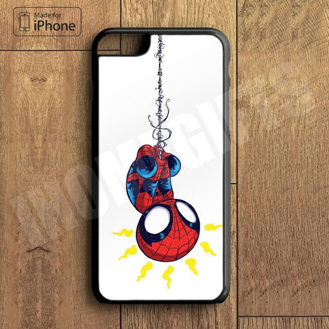 Spider Man  Plastic Case iPhone 6S 6 Plus 5 5S SE 5C 4 4S Case Ipod Touch 6 5 4 Case iPhone X 8 8 Plus