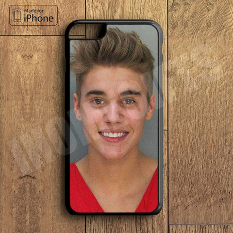 Justin Bieber Plastic Case iPhone 6S 6 Plus 5 5S SE 5C 4 4S Case Ipod Touch 6 5 4 Case iPhone X 8 8 Plus