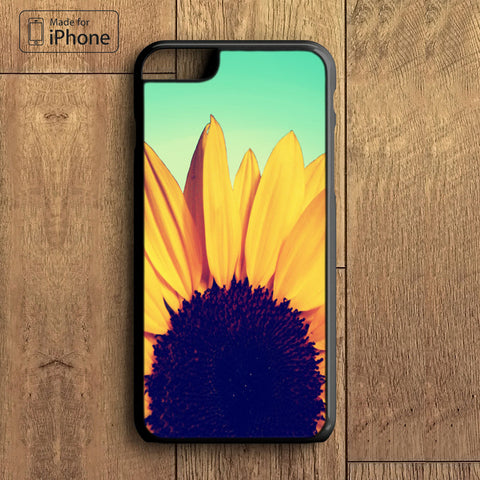 Sunflower Phone Case For iPhone 6 Plus For iPhone 6 For iPhone 5/5S For iPhone 4/4S For iPhone 5C iPhone X 8 8 Plus