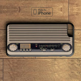 Retro Vintage Radio Phone Case For iPhone 6 Plus For iPhone 6 For iPhone 5/5S For iPhone 4/4S For iPhone 5C