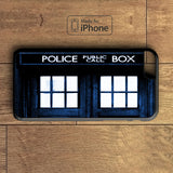 Police Box Tardis Doctor Who  Phone Case For iPhone 6 Plus For iPhone 6 For iPhone 5/5S For iPhone 4/4S For iPhone 5C iPhone X 8 8 Plus