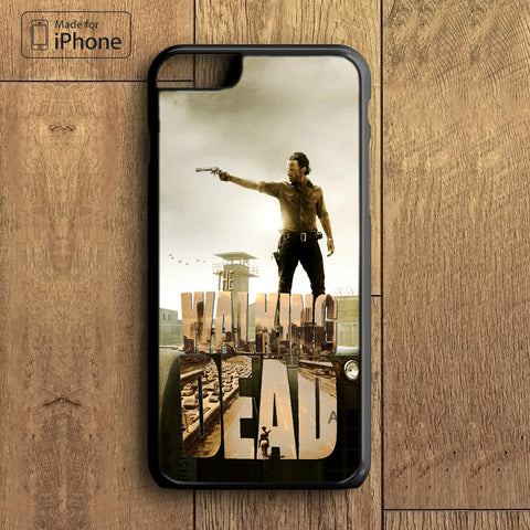Walking Dead Phone Case For iPhone 6 Plus For iPhone 6 For iPhone 5/5S For iPhone 4/4S For iPhone 5C iPhone X 8 8 Plus