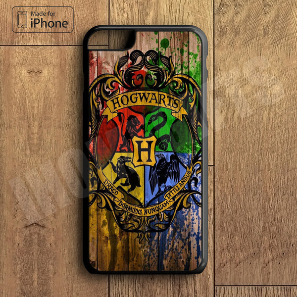 online retailer acf77 5efbd iPhone 7 7 Plus - Wood Hogwarts Harry Potter Phone Case For iPhone 6 Plus  For iPhone 6 For iPhone 5/5S For iPhone 4/4S For iPhone 5C iPhone X 8 8 Plus