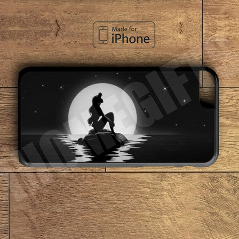 Little Mermaid Phone Case For iPhone 6 Plus For iPhone 6 For iPhone 5/5S For iPhone 4/4S For iPhone 5C