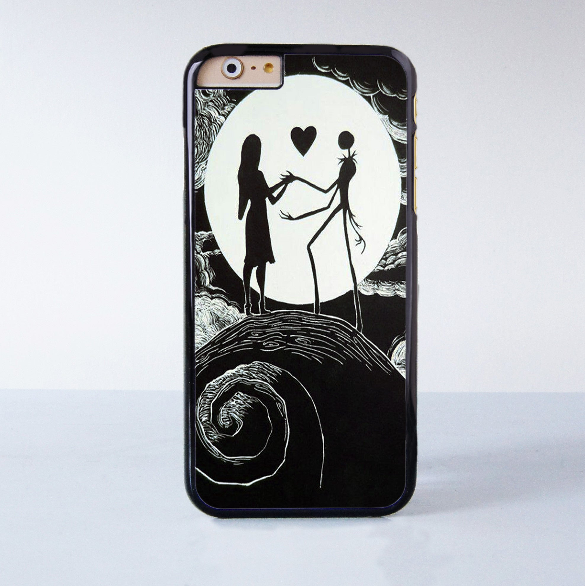 Love The Nightmare Before Christmas Plastic Phone Case For iPhone 6 ...