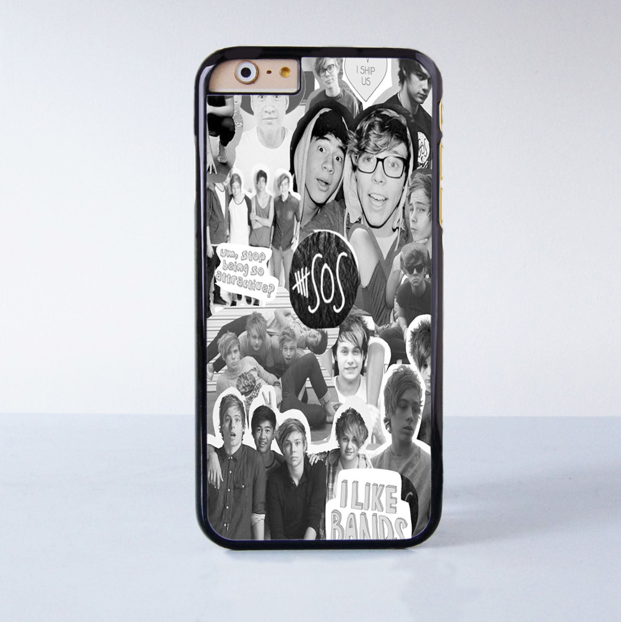5sos phone case iphone 8