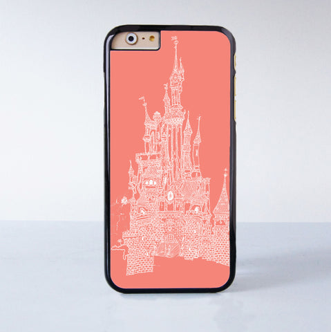Castle  Plastic Phone Case For iPhone 6  More Style For iPhone 6/5/5s/5c/4/4s iPhone X 8 8 Plus