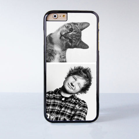 Ed Sheeran Plastic Phone Case For iPhone 6  More Style For iPhone 6/5/5s/5c/4/4s iPhone X 8 8 Plus