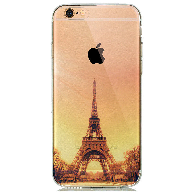 cover iphone 5 torre eiffel