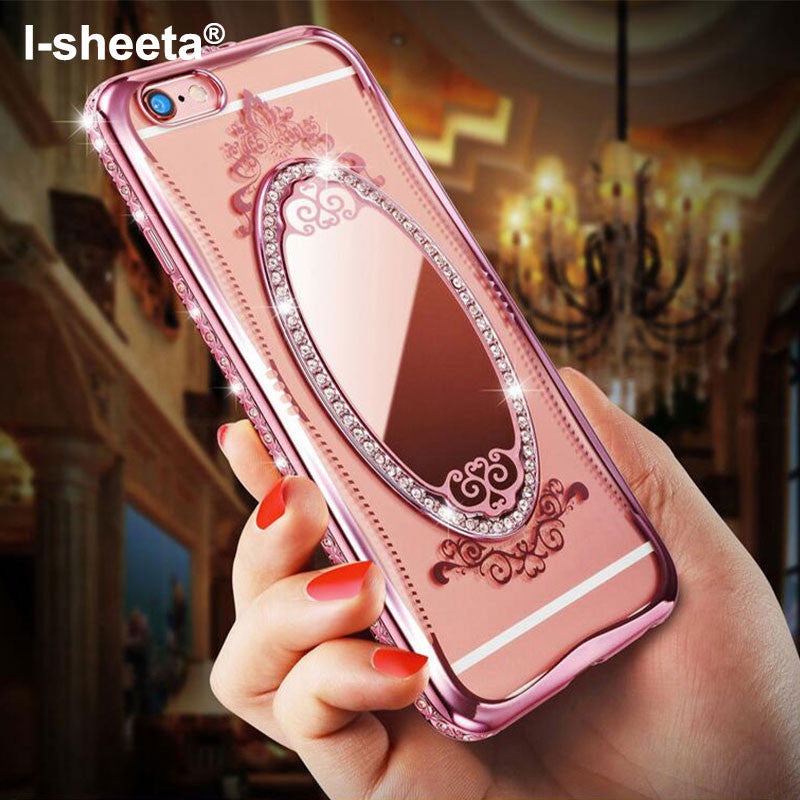 Mirror Mobile Phone Case For Iphone 6