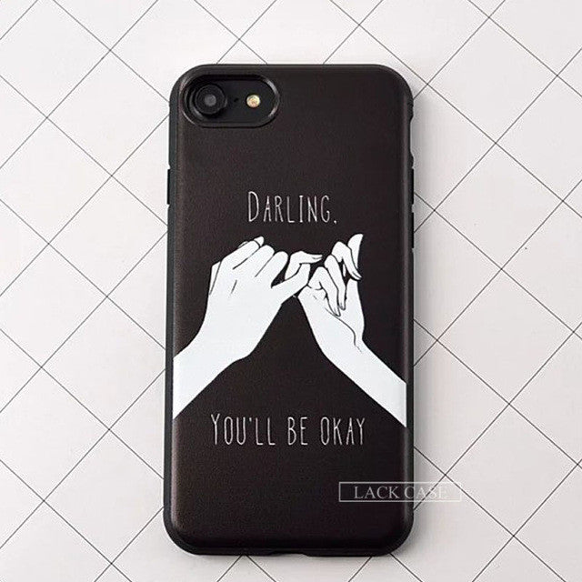 cover iphone 6 smile