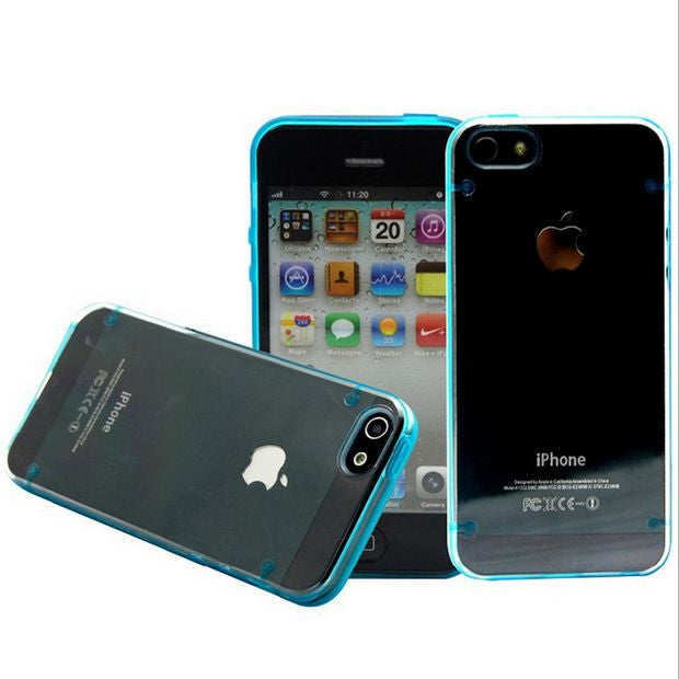 buy popular c2b43 979a6 Easy to find Light-up Luminous Case for iPhone 5s iPhone 6 6s Plus