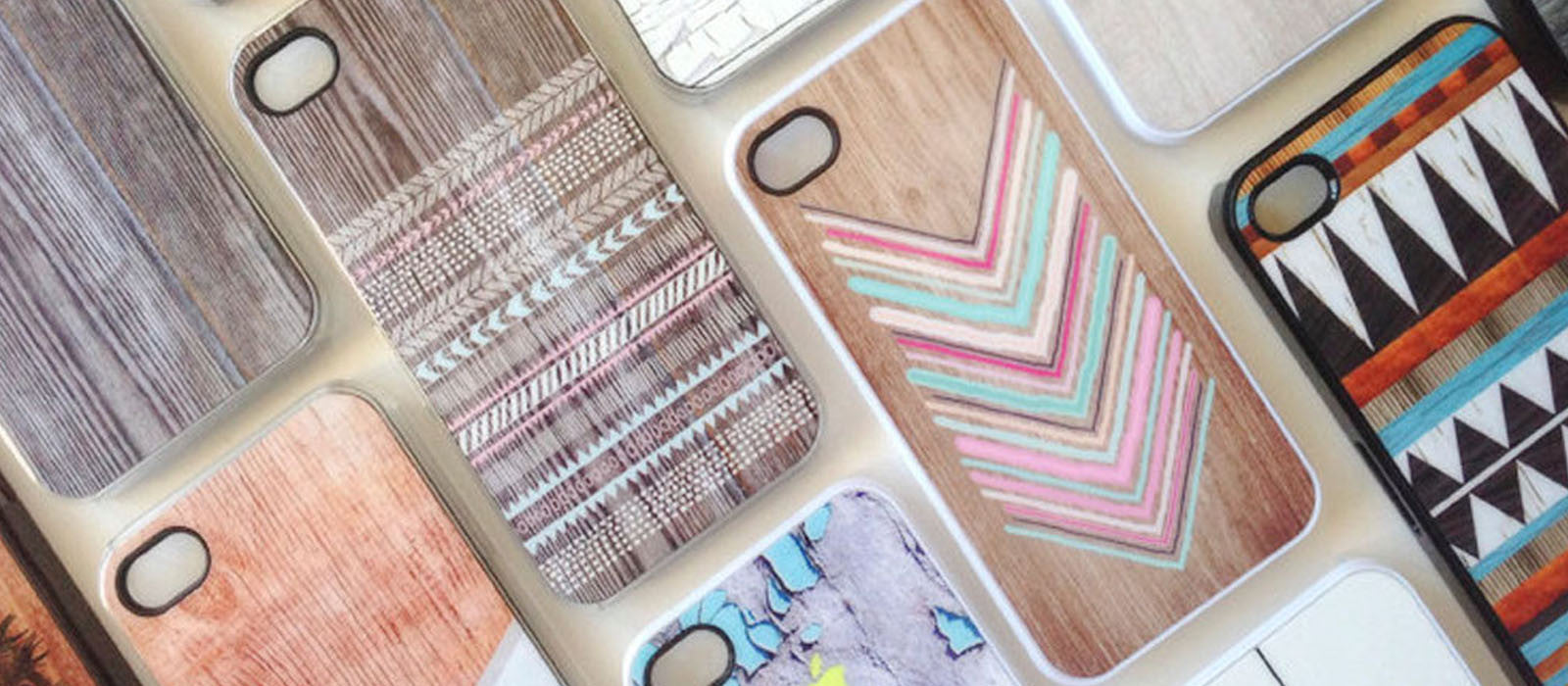 Handmade iPhone case