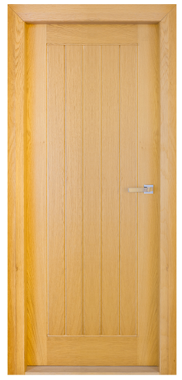 October Special - Mexicano 5 Plank Door