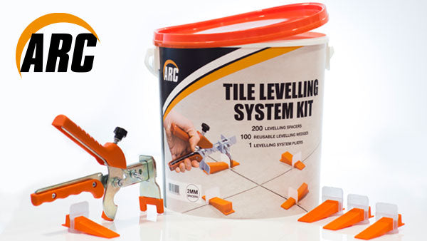 Arc Tile Levelling System Kit - All Interiors Maghera