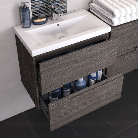 Urban Wall Hung Cabinet - All Interiors Maghera - Hudson Reed