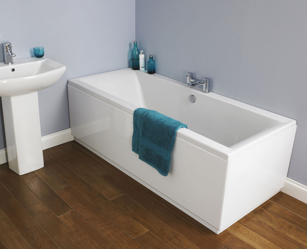Asselby Square Double Ended Bath