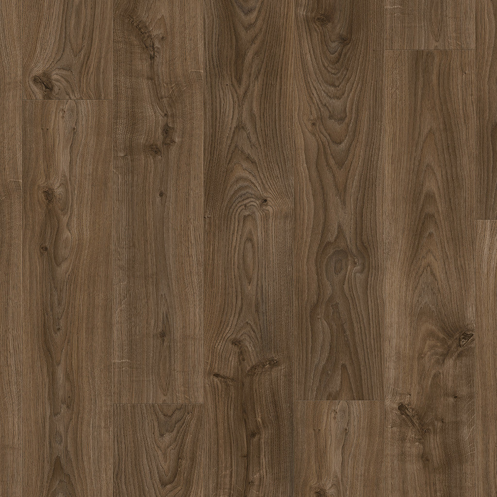 Quickstep Cottage Oak Dark Brown BACL40027 - Livyn Balance Click
