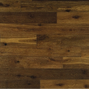 Elka Caramel Hand Knotted Oak 14mm Engineered
