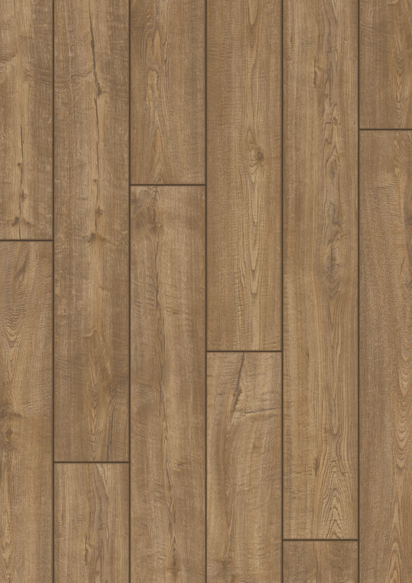 Scraped Oak Grey Brown IMU1850 - Impressive Ultra