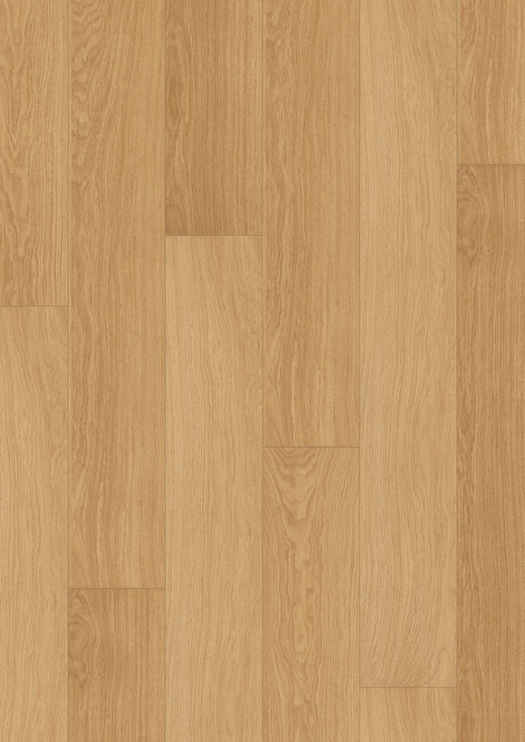 Quickstep Natural Varnished Oak - Impressive IM3106