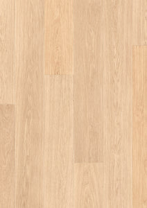Quickstep White Varnished Oak - Largo LPU 1283